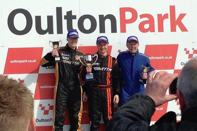 GT5 Oulton G20 podium