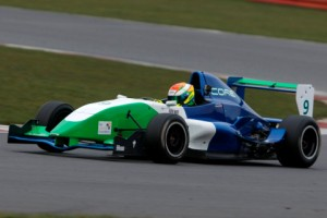 Hickin Joins The Series From Ginetta Juniors