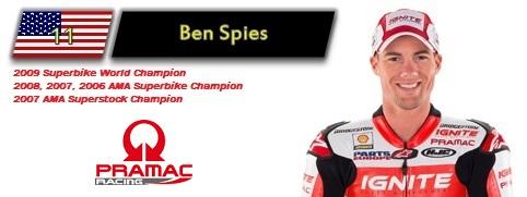 Ben Spies