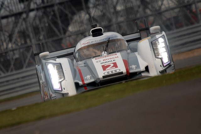 The pair of R18 e-tron quattro outclassed their Toyota rivals (Photo Credit: Chris Gurton Photography)