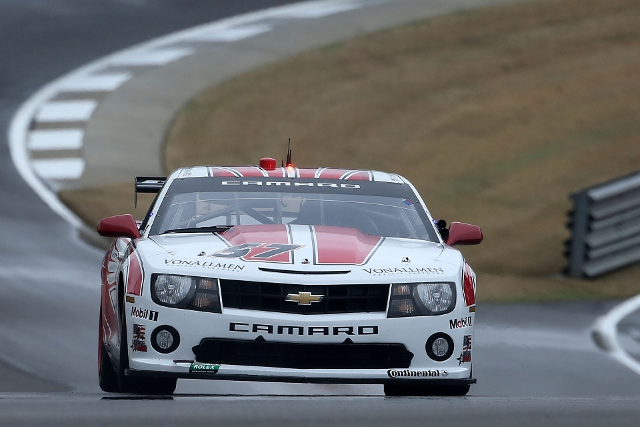 John Edwards smashed the class lap record in Rolex Series qualifying (Photo Credit: Grand-Am)