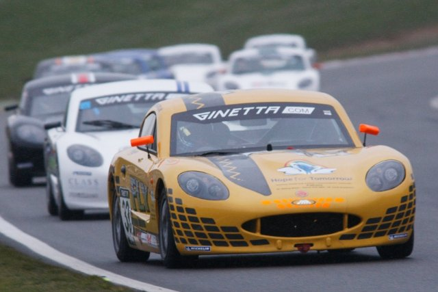 Problems in qualifying left Chadwick fighting back on the season opening weekend (Photo Credit: Jakob Ebrey Photography)