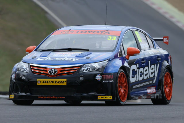 Adam Morgan, Brands Hatch (Photo Credit: btcc.net)