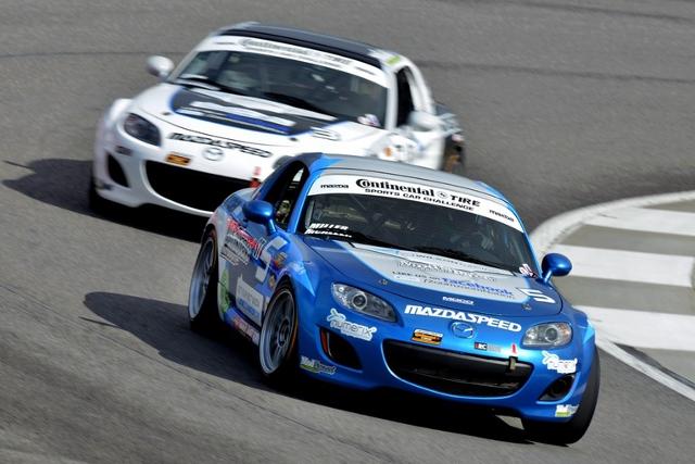 CJ Wilson Racing will aim to continue their streak of ST class podiums (Photo Credit: CJ Wilson Racing)