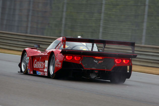 Fogarty claimed pole for the second consecutive race with a new track record (Photo Credit: Grand-Am)