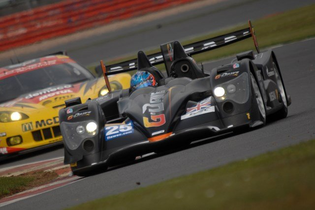 Nissan power pushed G-Drive Racing's #'25 to WEC victory on LMP2 (Photo Credit: Chris Gurton Photography)