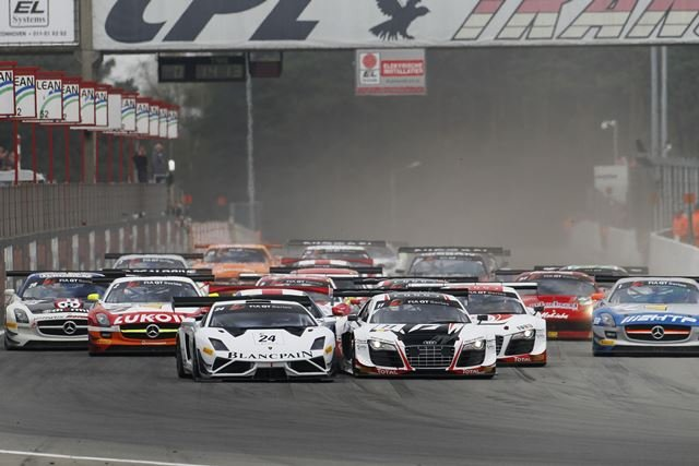 FIA GT Zolder - Photo Credit: VIMAGES/Fabre