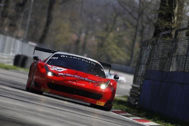 Kessel Racing - Photo Credit: VIMAGES/Fabre