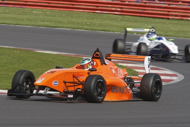 The Ginetta Junior graduate leads after the first ever F4 weekend (Photo Credit: Jakob Ebrey Photography)