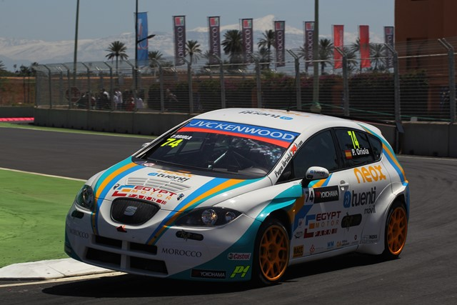 Pepe Oriola - Photo Credit: FIA WTCC