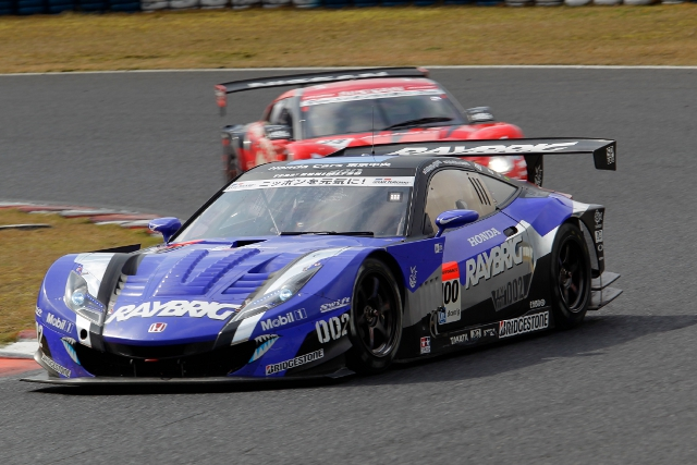 Super GT round one (Photo Credit: supergt.net)