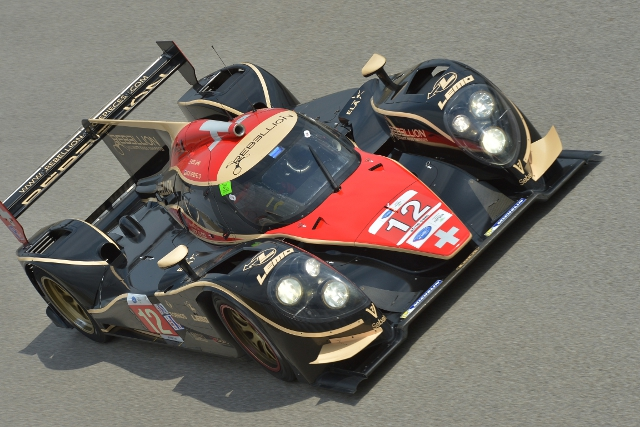 Jani will lead the ALMS to the green flag on the street circuit (Photo Credit: Ryan Smith)