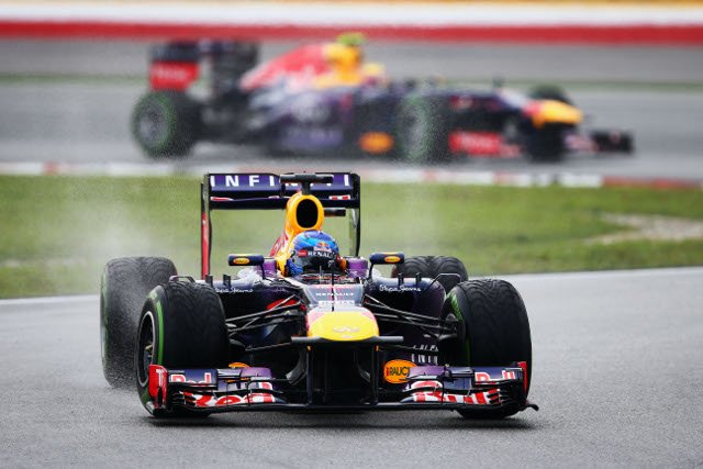 Is the 'Multi 21' cloud still hanging over the Red Bull pairing (Photo Credit: Paul Gilham/Getty Images)