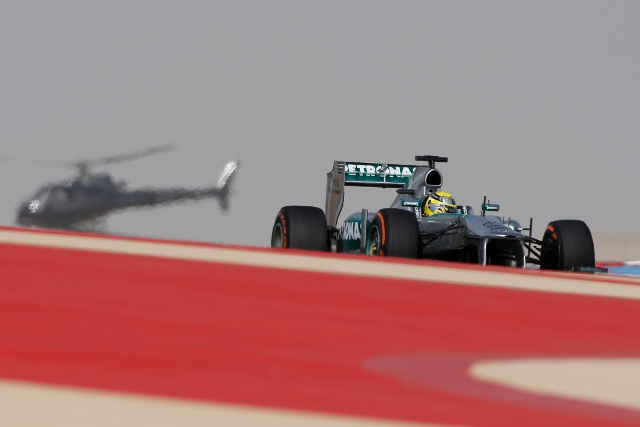 Rosberg emerged fastest from the qualifying hour (Photo Credit: Petronas Mercedes GP)