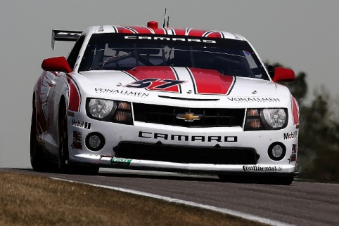 Edwards and Liddell took their first Rolex Series win of 2013 (Photo Credit: Grand-Am)