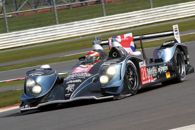 Strakka's Silverstone WEC outing ended prematurely after an accident (Photo Credit: Jakob Ebrey Photography)