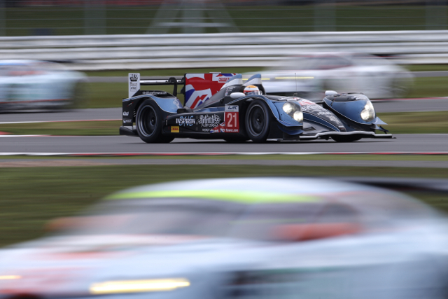 Jonny Kane fought through the field after starting at the rear of the grid (Photo Credit: Jakob Ebrey Photography)