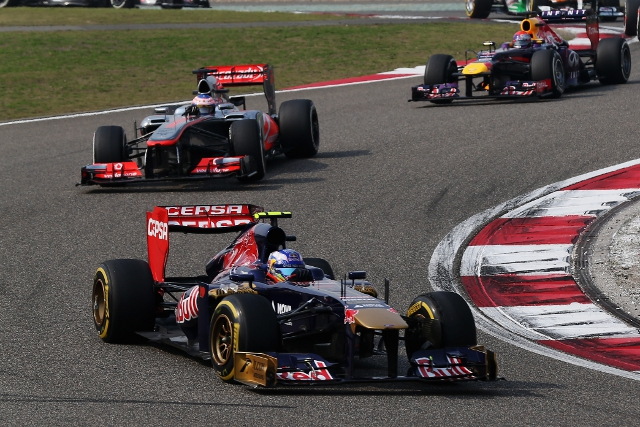 Ricciardo finished seventh for Red Bull's junior team (Photo Credit: Mark Thompson/Getty Images)
