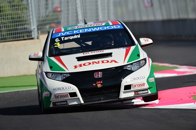 Gabriele Tarquini - Photo Credit: FIA WTCC