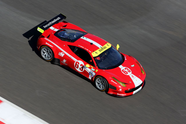 Westphal joins COTA pole winner Alessandro Balzan at the team (Photo Credit: Grand-Am)