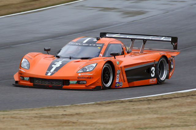 8Star Motorsports (Credit: Grand-Am)