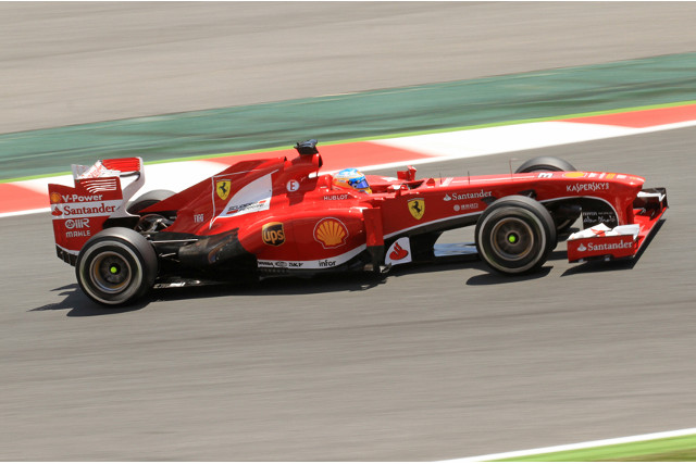 Alonso Spain 12May13