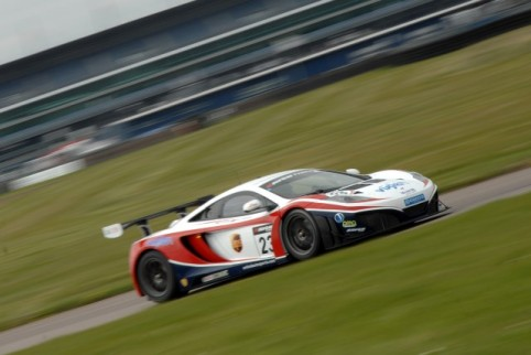 Parente rued a second set of tyres in his battle for pole (Photo Credit: Chris Gurton Photography)