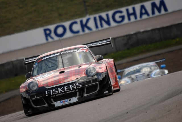 After leaving Oulton Park without a point the Porsche pairing took maximum points from the weekend (Photo Credit: Chris Gurton Photography)