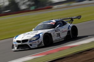 Olly Bryant was fastest overall, with three Z4 GT3 in the top eight (Photo Credit: Chris Gurton Photography)