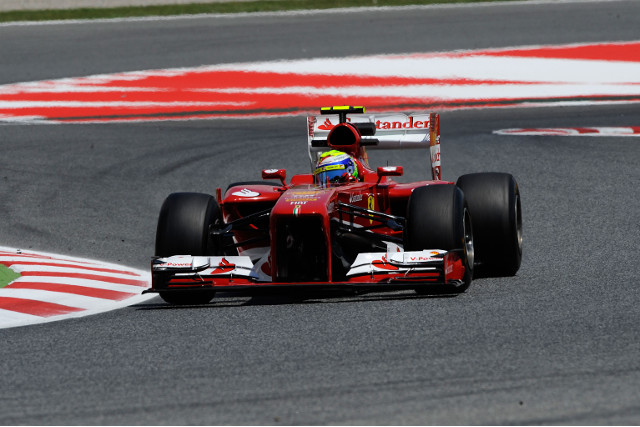 Massa Spain 11May13