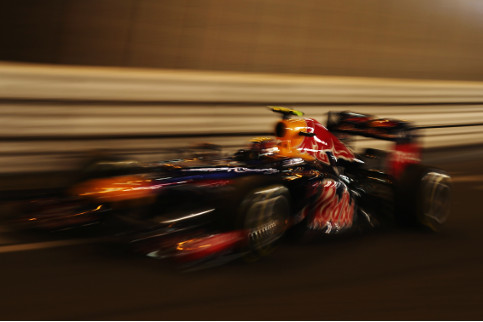 Webber, pictured here in the famous Monaco tunnel, was the winner of last year's race - Photo Credit: Mark Thompson/Getty Images