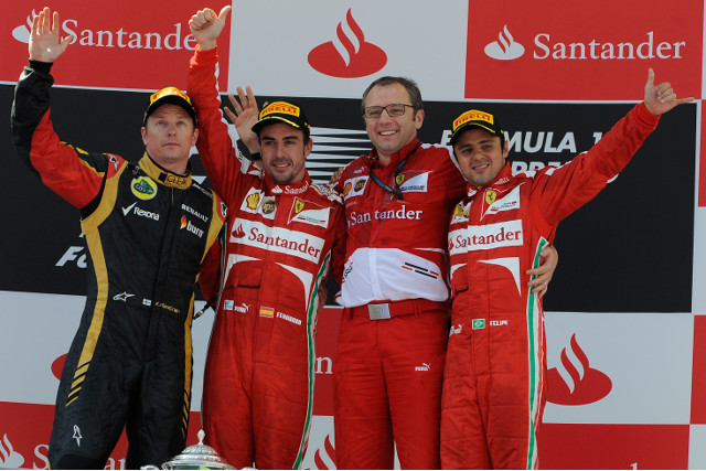 Image result for fernando alonso 2013 spanish gp