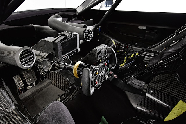 "DTM ""Technik"" – The Race Seat - The Checkered Flag"