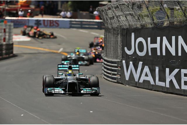 Rosberg Monaco 26May13