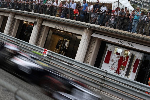 2012 Monaco Grand Prix - Sunday