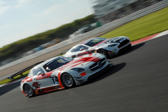 2013 Avon Tyres British GT Championship (Credit: Chris Gurton Photography)