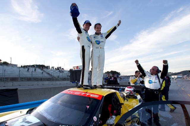 "Magnussen described the race as ""perfect"" (Photo Credit: Richard Prince/Corvette Racing Photo)"