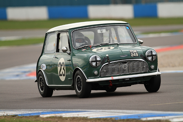 The accident involved a Mini Cooper S similar to this (Photo Credit: Octane Photographic Ltd)