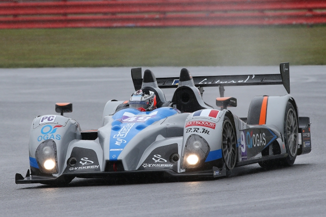 Team Endurance Challenge, Silverstone (Photo Credit: DPPI)