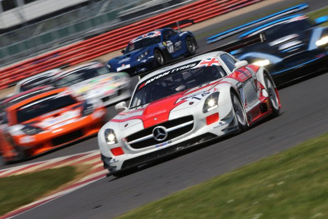 After frustration at Silverstone in British GT, Fortec hope for better this weekend (Credit: Jakob Ebrey)
