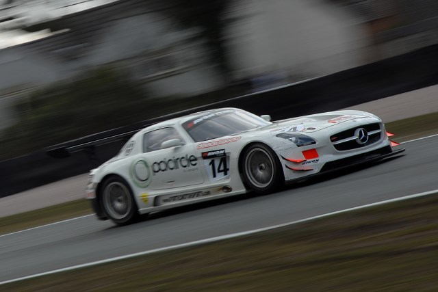 After driving in different cars at Oulton Park Hetherington and Minshaw will combine for the rest of the year (Photo Credit: Chris Gurton Photography)