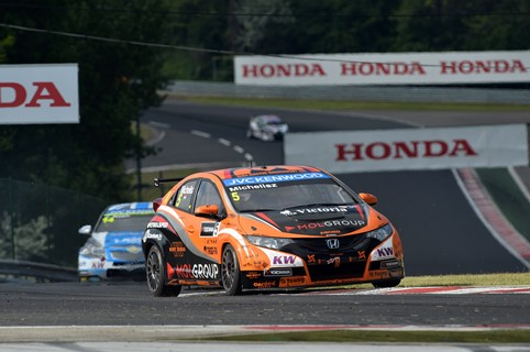 Norbert Michelisz - Photo Credit: FIA WTCC