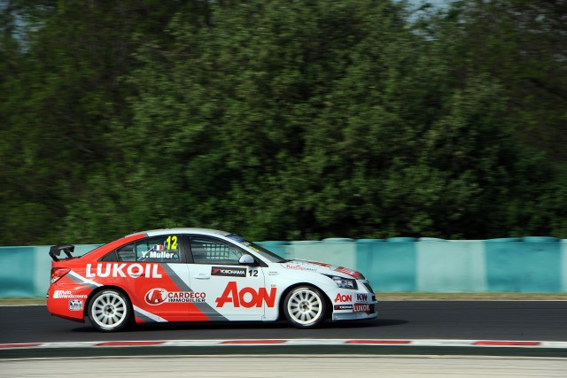 Yvan Muller - Photo Credit: FIA WTCC