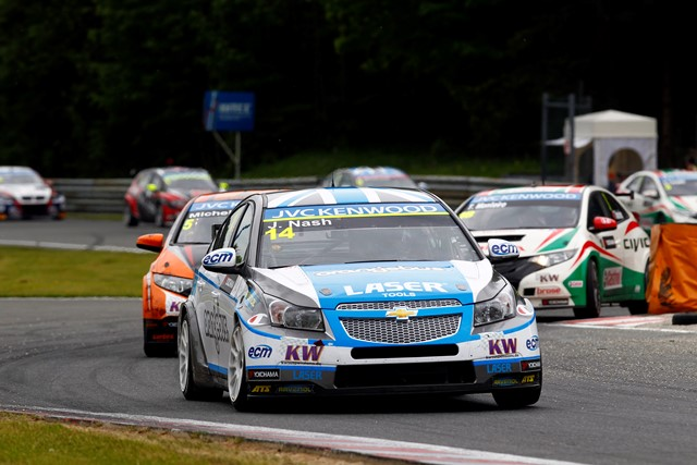 James Nash - Photo Credit: FIA WTCC