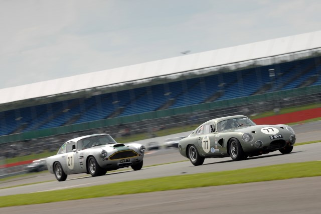 Pre 66 GT cars will form one of the highlights of the 2013 Classic weekend (Photo Credit: Chris Gurton Photography)
