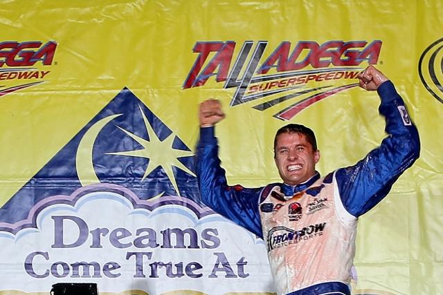 David Ragan, Talladega Motor Speedway (Photo Credit: Jerry Markland/Getty Images)