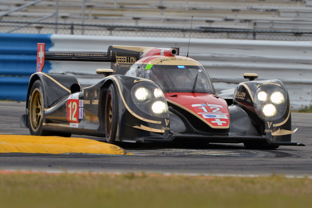 Jani followed his Long Beach pole with another top spot in California (Photo Credit: Ryan Smith)