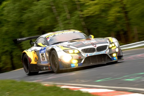Maxime Martin starred for Marc VDS, but could only battle back to second (Photo Credit: Chris Gurton Photography)