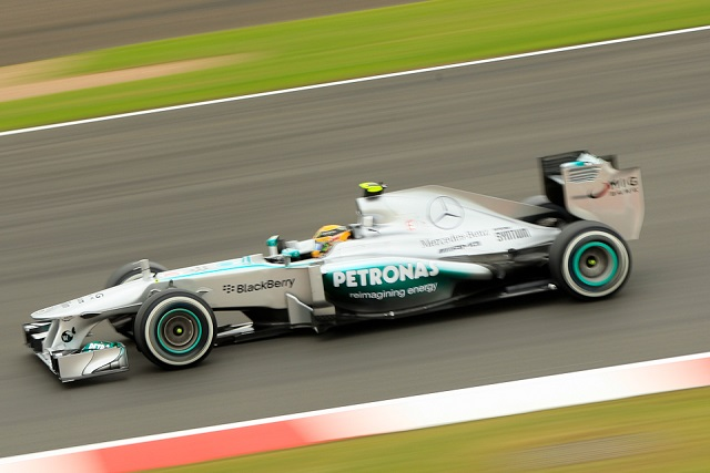 Lewis Hamilton - Photo Credit: Octane Photographic