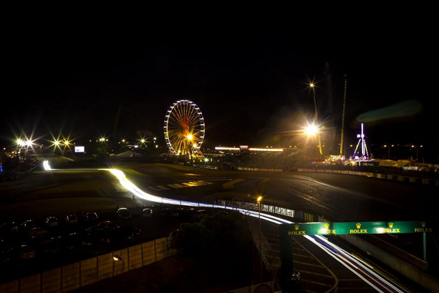 2013 24 Hours of Le Mans (Credit: